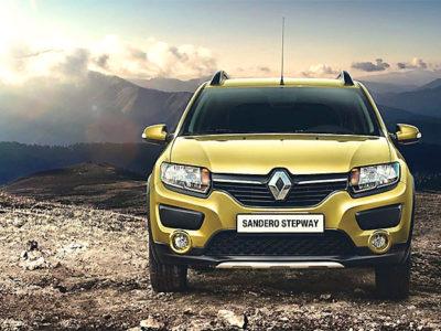 Renault Sandero Stepway: комплектации и цены