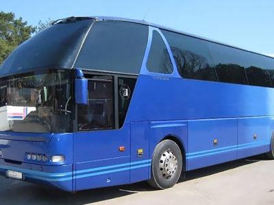 Аренда автобусов