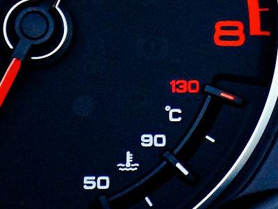 высокая температура охлаждающей жидкости - причины, ремонт