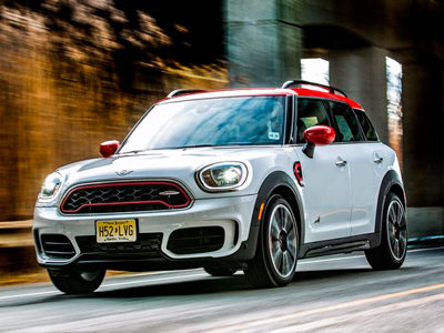 Покупка MINI JCW Countryman