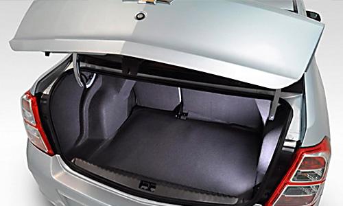 Багажник Chevrolet Cobalt вместимостью 545 литров