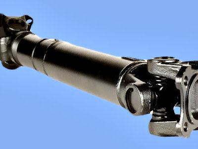 Виды и типы карданных валов