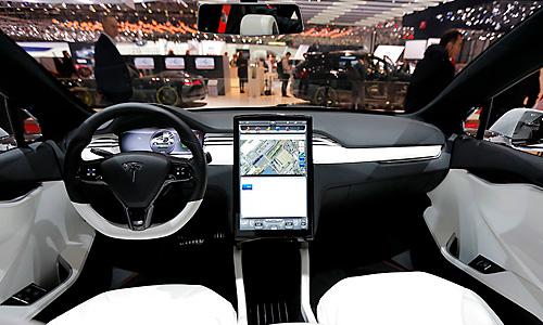 Характеристики электромобиля Tesla Model 3